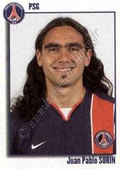 N° 295 - Juan Pablo SORIN