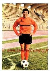 N° 153 - Daniel GUICCI (1970-72, PSG > 1973-74, Paris FC)