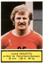 N° 223 - Andre TRAVETTO