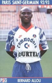 ALLOU Bernard  92-93