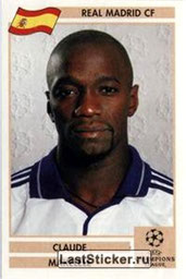 N° 143 - Claude MAKELELE (2000-01, Real Madrid, ESP > 2008-11, PSG)