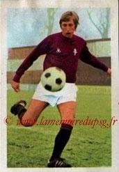 N° 117 - Denis BAUDA (1971-72, Metz > 1974-77, PSG)