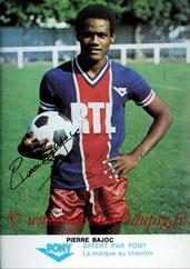 BAJOC Pierre  77-78