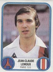 N° 250 - Jean-Claude LEMOULT