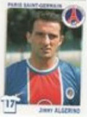 N° 258 - Jimmy ALGERINO