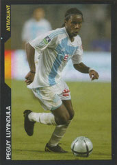 Péguy LUYINDULA (2005-06, Marseille > 2007-??, PSG)