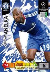 N° 107 - Nicolas ANELKA (1995-97 et 2000-02, PSG > 2010-11, Chelsea, GBR)