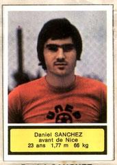 Daniel SANCHEZ (1975-76, Nice > 1981-82, PSG)
