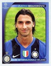N° 313 - Zlatan IBRAHIMOVIC (2008-09, Inter Milan, ITA > 2012-??, PSG)