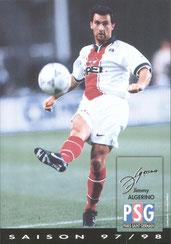 ALGERINO Jimmy  97-98