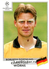 N° 056 - Christian WORNS (1998-99, PSG > 1999-00, Borussia Dortmund, ALL)
