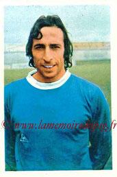 N° 040 - Jean-Louis LEONETTI (1970-71, Angoulème > 1971-72 et 1973-74, PSG)