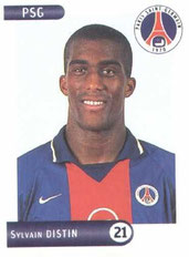 N° 216 - Sylvain DISTIN