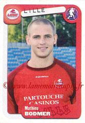 N° 172 - Mathieu BODMER (2004-05, Lille > 2010-Janv 12, PSG)