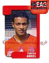 N° 439 - Fabrice ABRIEL (1999-01, PSG > 2004-05, Guingamp)