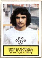 Dominique ROCHETEAU (1975-76, Saint-Etienne > 1980-87, PSG)