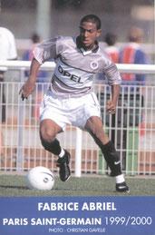 ABRIEL Fabrice  99-00