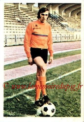 N° 151 - Louis FLOCH (1973-74, Paris FC > 1974-76, PSG)