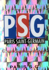 N° 032 - Ecusson PSG