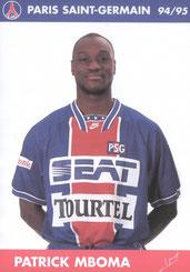 M'BOMA Patrick  94-95