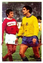 N° 246 - Francis PIASECKI (1972-73, Sochaux > 1975-77, PSG)