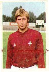 N° 106 - Denis BAUDA (1970-71, Metz > 1974-77, PSG)