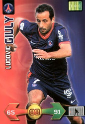 N° 278 - Ludovic GIULY