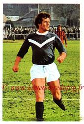 N° 040 - Roland MITORAJ (1970-72, PSG > 1972-73, Bordeaux)