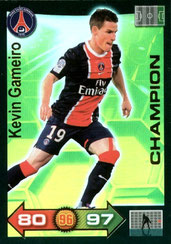 N° 342 - Kevin GAMEIRO (Champion)