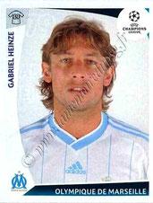N° 179 - Gabriel HEINZE (2001-04, PSG > 2009-10, Marseille)