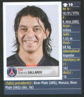 N° sup  - Marcelo GALLARDO