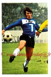 N° 169 - Louis FLOCH (1972-73, Paris FC > 1974-76, PSG)