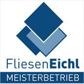 Logo  - Meisterbetrieb Fliesen Eichl in 92361 Berngau