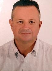Frédéric Gsell (1970-). Arrière-arrière-petit-fils d'Émile, en 2020.
