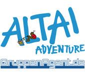 Logo der Reiseagentur Altai Adventure