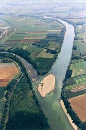 Au confluent du Lot et de la Garonne