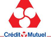Crédit Mutuel (partenaire JA Isle Handball)
