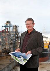 Alfred Bligenthal, Geschäftsführer Hafen Vierow GmbH