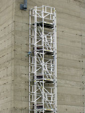 tank scaffolding
