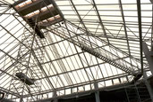 Dome maintenance systems