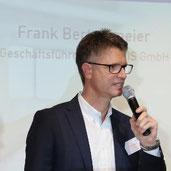 Frank Bertelsmeier bei der 1. REVITALIS Fachtagung zum BGM