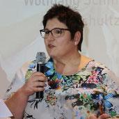 Marion Stijohann bei der 1. REVITALIS Fachtagung zum BGM