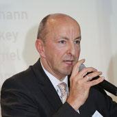 Wolfgang Schmolke bei der 1. REVITALIS Fachtagung zum BGM