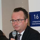 Mario Deimel bei der 1. REVITALIS Fachtagung zum BGM