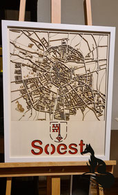Zoom - Stadt Soest - Lasercut