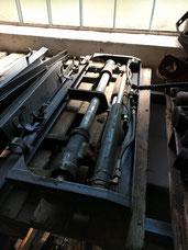 Zinkenverstellgerät 2,5 Tonnen und 3 Tonnen