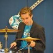 Lukas Klement (drums)