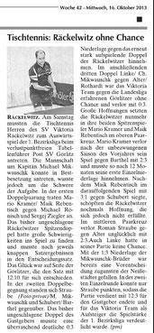 WochenKurier vom 16.10.2013