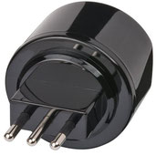 Reisestecker Typ L Adapter