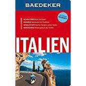 Baedeker Reiseführer Italien mit GROSSER REISEKARTE